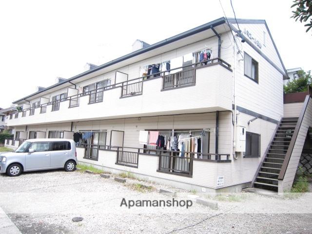 愛知県瀬戸市、新瀬戸駅徒歩15分の築23年 2階建の賃貸アパート