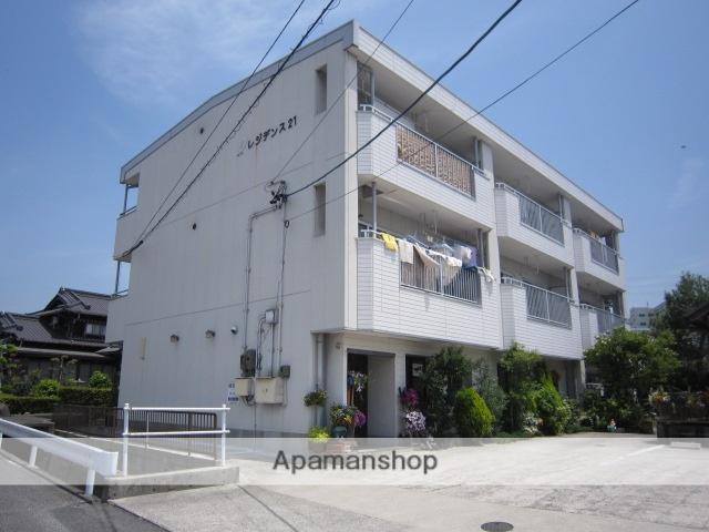 愛知県瀬戸市、水野駅徒歩18分の築27年 3階建の賃貸マンション