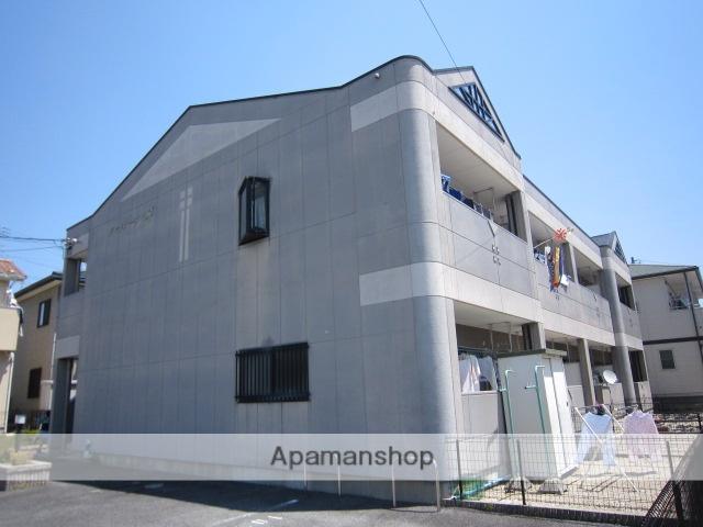 愛知県瀬戸市、山口駅徒歩10分の築19年 2階建の賃貸アパート