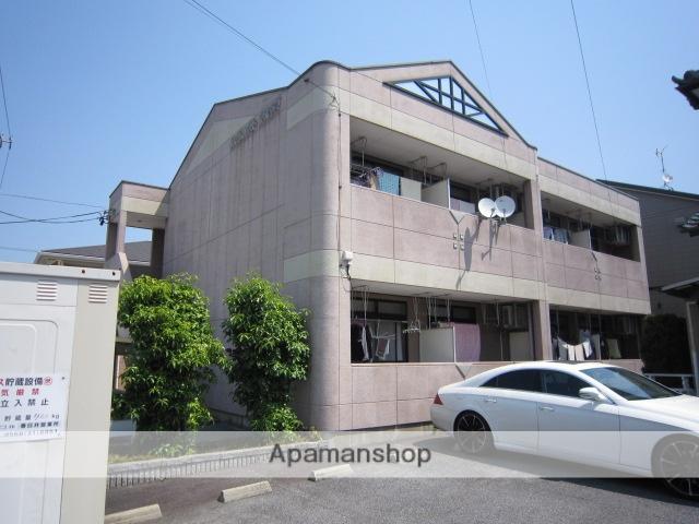 愛知県瀬戸市、水野駅徒歩15分の築17年 2階建の賃貸マンション