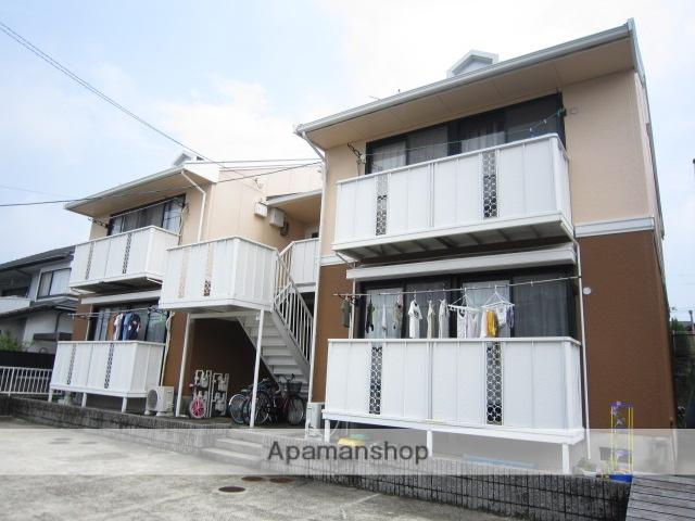 愛知県瀬戸市、新瀬戸駅徒歩18分の築27年 2階建の賃貸アパート