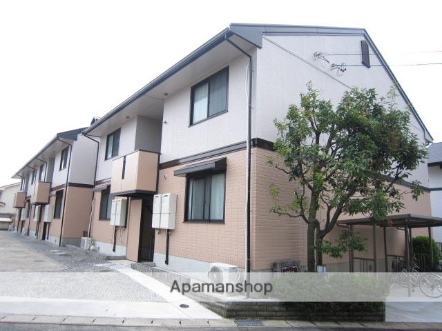 愛知県瀬戸市、山口駅徒歩12分の築23年 2階建の賃貸アパート