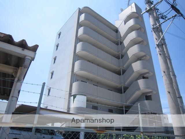 愛知県瀬戸市、瀬戸市役所前駅徒歩10分の築21年 7階建の賃貸マンション