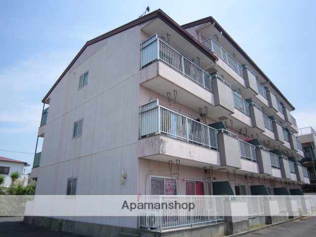 愛知県瀬戸市、水野駅徒歩16分の築27年 4階建の賃貸マンション
