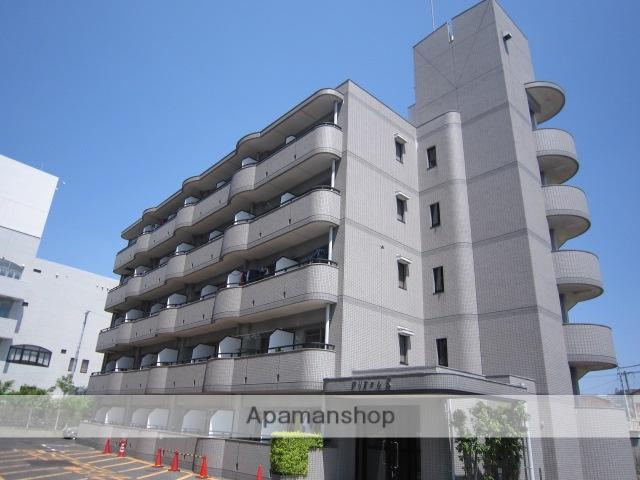 愛知県瀬戸市、新瀬戸駅徒歩5分の築23年 5階建の賃貸マンション