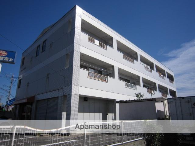 愛知県瀬戸市、水野駅徒歩20分の築26年 3階建の賃貸マンション