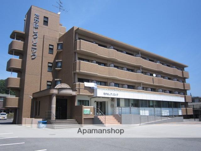 愛知県瀬戸市、新瀬戸駅徒歩11分の築20年 4階建の賃貸マンション