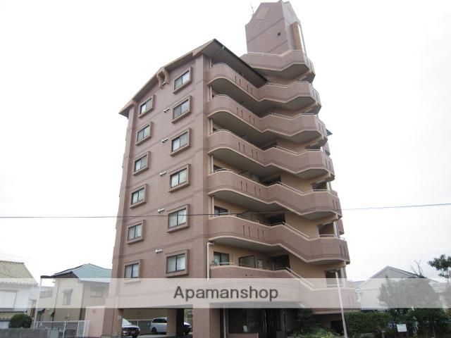 愛知県瀬戸市、水野駅徒歩12分の築20年 7階建の賃貸マンション