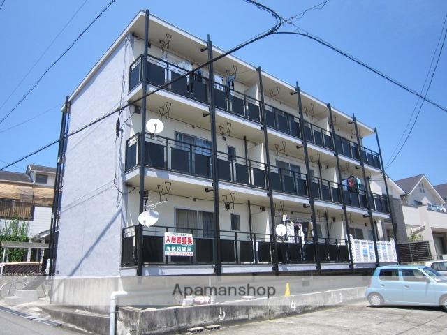 愛知県瀬戸市、水野駅徒歩11分の築40年 3階建の賃貸マンション