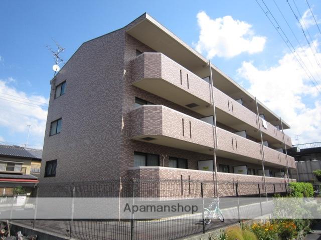 愛知県瀬戸市、瀬戸市役所前駅徒歩9分の築21年 3階建の賃貸マンション