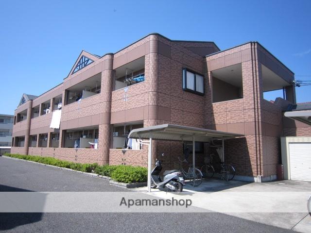 愛知県瀬戸市、山口駅徒歩5分の築14年 2階建の賃貸マンション