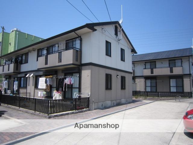 愛知県瀬戸市、三郷駅徒歩26分の築20年 2階建の賃貸アパート