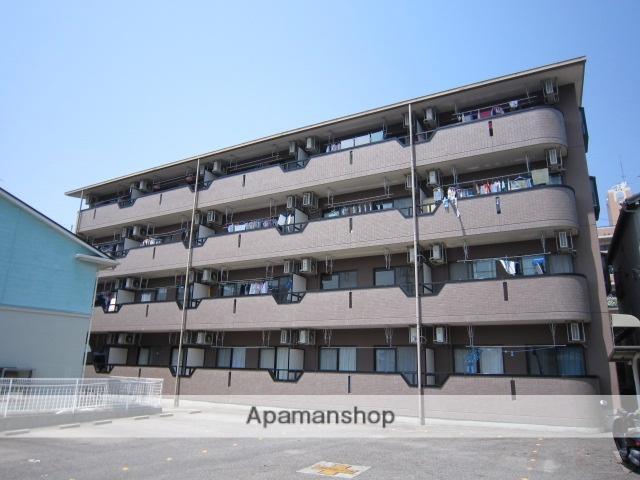 愛知県瀬戸市、新瀬戸駅徒歩26分の築21年 4階建の賃貸マンション