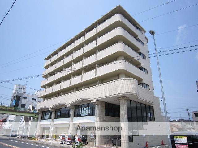 愛知県尾張旭市、尾張旭駅徒歩20分の築29年 7階建の賃貸マンション