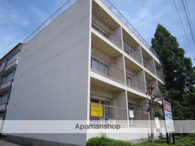 愛知県瀬戸市、水野駅徒歩14分の築37年 3階建の賃貸マンション