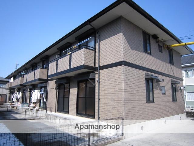 愛知県瀬戸市、山口駅徒歩5分の築16年 2階建の賃貸アパート