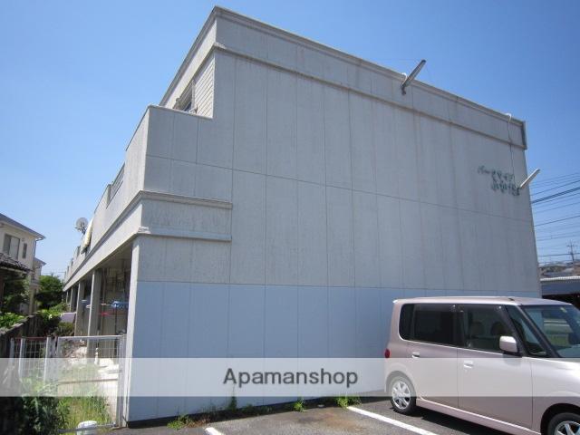 愛知県瀬戸市、水野駅徒歩5分の築30年 2階建の賃貸アパート