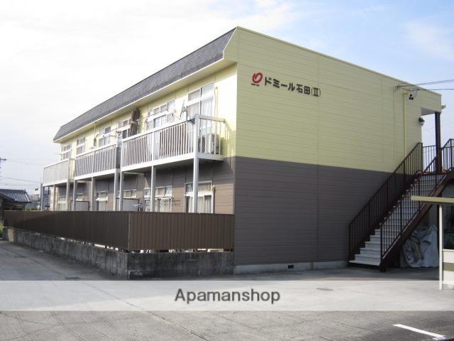 愛知県瀬戸市、山口駅徒歩14分の築27年 2階建の賃貸アパート