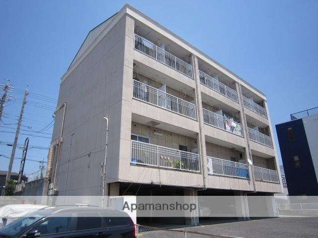 愛知県瀬戸市、水野駅徒歩4分の築27年 3階建の賃貸マンション