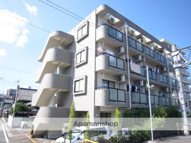 愛知県瀬戸市、新瀬戸駅徒歩23分の築18年 4階建の賃貸マンション