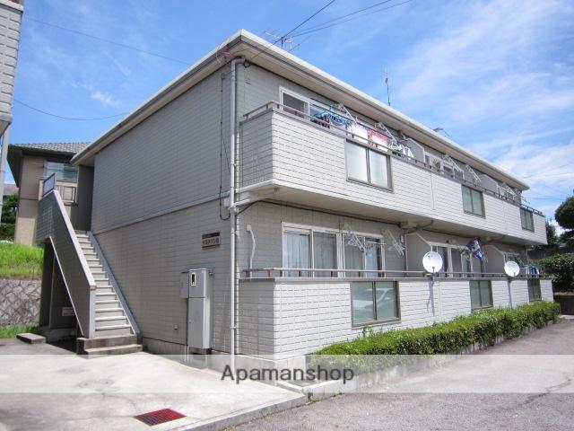 愛知県瀬戸市、水野駅徒歩7分の築25年 2階建の賃貸アパート