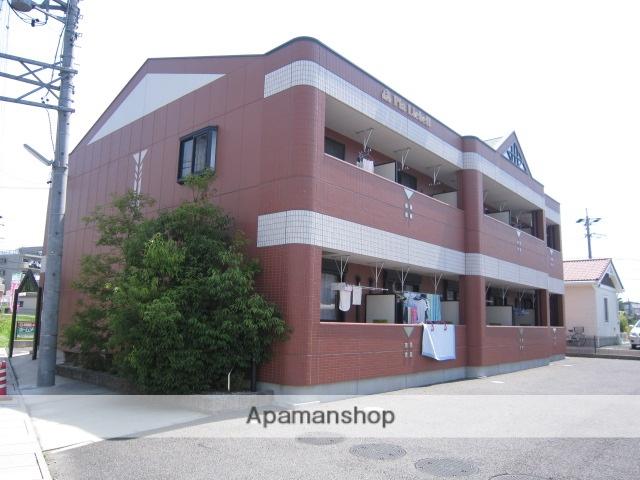 愛知県瀬戸市、山口駅徒歩21分の築10年 2階建の賃貸アパート