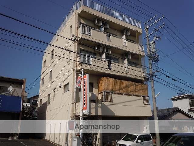 愛知県日進市、日進駅徒歩45分の築25年 4階建の賃貸マンション