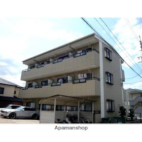 愛知県日進市、日進駅徒歩46分の築22年 3階建の賃貸マンション