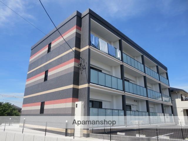 愛知県日進市、米野木駅徒歩10分の新築 3階建の賃貸マンション