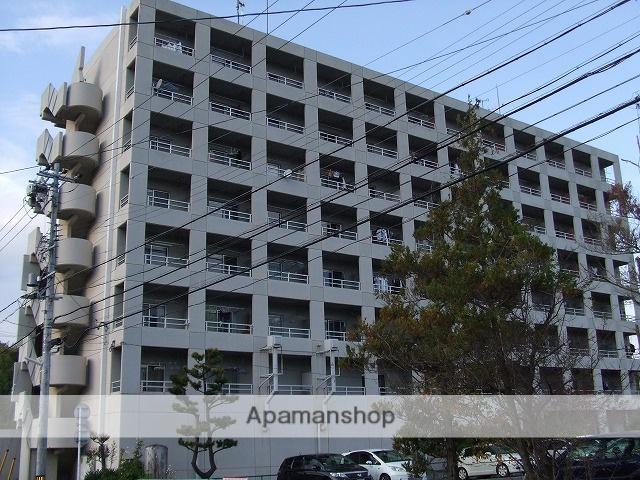 愛知県日進市、黒笹駅徒歩23分の築25年 8階建の賃貸マンション