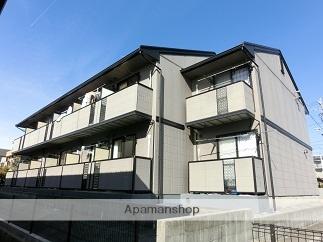 愛知県名古屋市天白区、植田駅徒歩16分の築21年 2階建の賃貸アパート