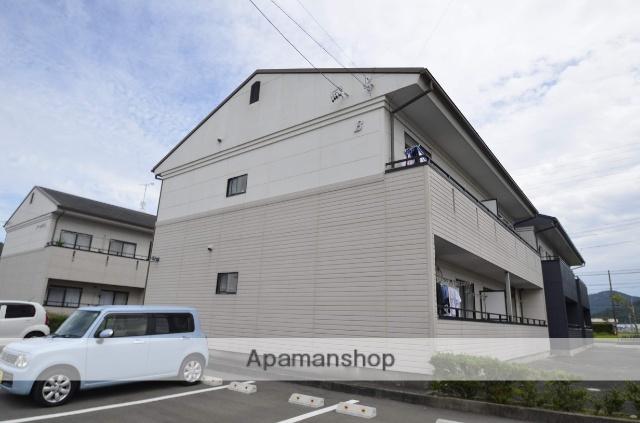 愛知県豊橋市、井原駅徒歩19分の築20年 2階建の賃貸マンション