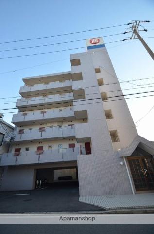 愛知県豊橋市、豊橋駅徒歩6分の築28年 6階建の賃貸マンション