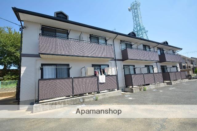 愛知県豊橋市、船町駅徒歩7分の築19年 2階建の賃貸アパート