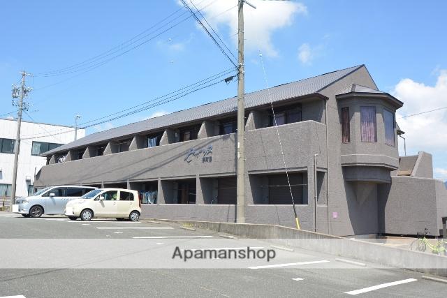 愛知県豊橋市、新所原駅徒歩25分の築8年 2階建の賃貸アパート
