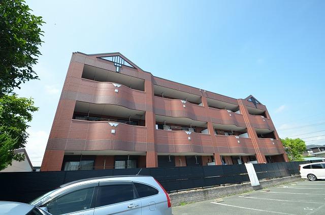 愛知県豊橋市、南栄駅徒歩17分の築12年 3階建の賃貸マンション