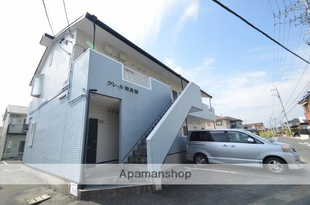 愛知県豊橋市、高師駅徒歩14分の築19年 2階建の賃貸アパート