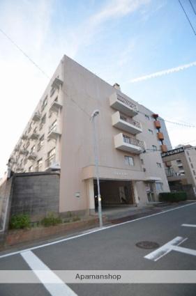 愛知県豊橋市、豊橋駅徒歩8分の築45年 5階建の賃貸マンション