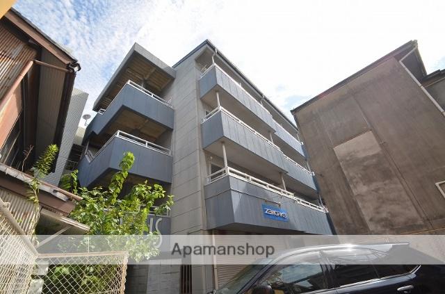 愛知県豊橋市、札木駅徒歩5分の築20年 4階建の賃貸アパート