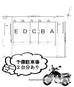 愛知県豊橋市の築2年 2階建の賃貸テラスハウス
