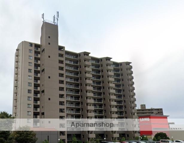 愛知県豊橋市の築26年 14階建の賃貸マンション