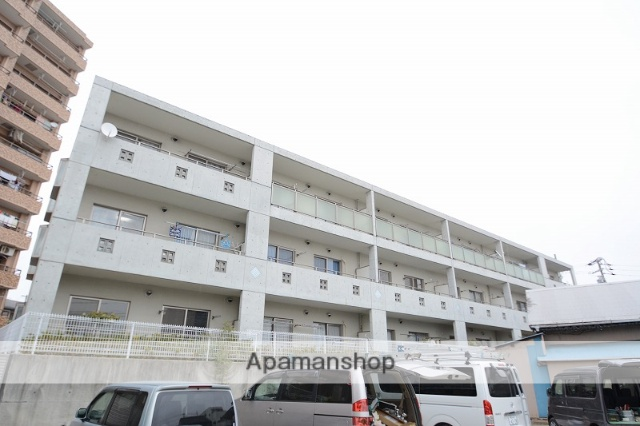 愛知県豊橋市、東田坂上駅徒歩5分の築9年 3階建の賃貸マンション