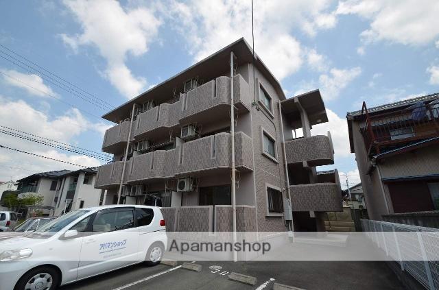 愛知県豊橋市、東田坂上駅徒歩10分の築16年 3階建の賃貸マンション
