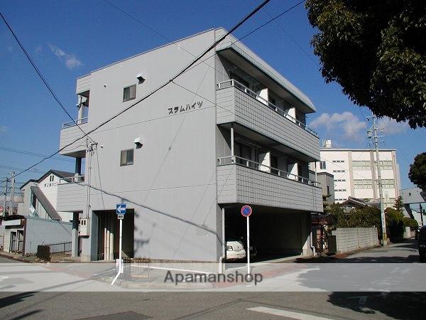 愛知県豊橋市、前畑駅徒歩7分の築26年 3階建の賃貸アパート