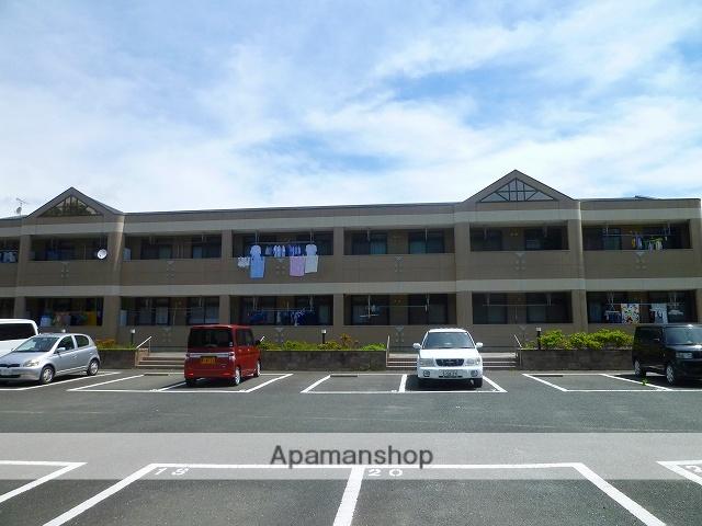 愛知県田原市、豊島駅徒歩19分の築17年 2階建の賃貸アパート