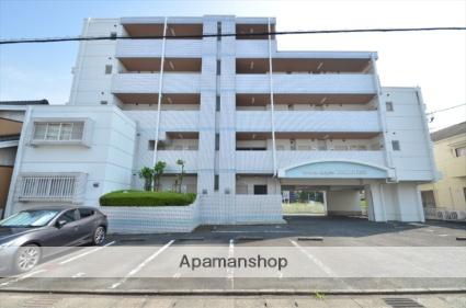 愛知県豊川市、豊川駅徒歩4分の築27年 5階建の賃貸マンション