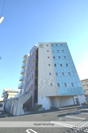 愛知県豊川市、諏訪町駅徒歩15分の築15年 7階建の賃貸マンション