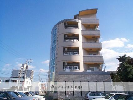 愛知県豊川市、八幡駅徒歩17分の築16年 6階建の賃貸マンション