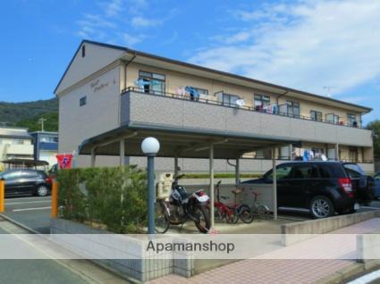 愛知県豊橋市、赤岩口駅徒歩15分の築17年 2階建の賃貸アパート