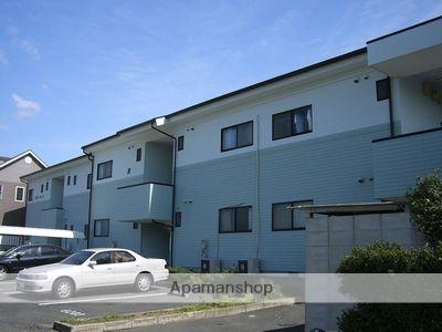 愛知県豊橋市、南栄駅徒歩23分の築16年 2階建の賃貸アパート